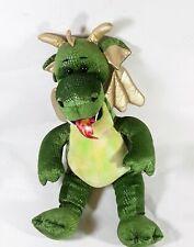 BABW Build A Bear Workshop Dragon Stuffed Plush Animal Enchanted Fire Breathing