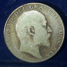 Great Britain , 1903 Half  Crown KM# 802 . UK 1/2 Crown SCARCE