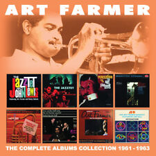 Art Farmer : The Complete Albums Collection 1961-1963 CD (2016) ***NEW***