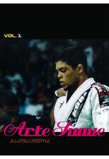 Arte Suave: Jiu-jitsu Lifestyle Vol 1 DVD BJJ MMA Andre Galvao Marcelo Garcia