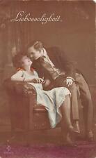 """Alte Ansichtskarten Liebespaar Fotografie um 1910-30 beschrieben""""3546"""""""