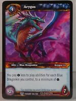 Arygos  168/220  Twilight of the Dragons Rare WoW  Warcraft