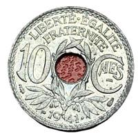 #3937 - RARE - 10 centimes .1941. FDC Sortie de rouleau - FACTURE