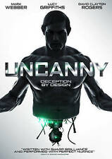 UNCANNY - MARK WEBBER   LUCY GRIFFITHS 2015  SCI-FI HUMAN DRAMA DVD