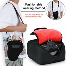 Neoprene Protection Camera Sleeve Case Bag For Canon Nikon Sony Leica SLR DSLR