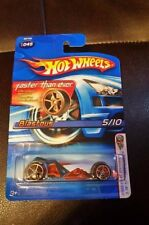 2005 Hot wheels Faster Then Ever FTE BLASTOUS orange Torpedoes 5/10