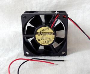 1pcs ADDA 6025 AD0824UB-A71GL Ventilateur DC24V 0.26 A 60*25mm