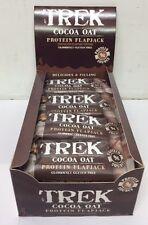 TREK Barrette Proteiche Flapjack-Cacao D'Avena 50g-BOX COMPLETO 16 BAR