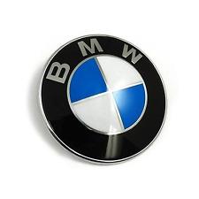 Emblemat znaczek logo BMW przód seria 1 3 5 82mm