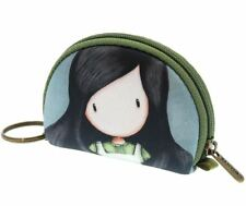 Santoro Eclectic - Eclectic Mini Pouch On Top of the World Design Key Ring Purse