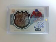 2014-15 the cup hockey NHL GLORY A.Galchenyuk auto shield patch 10/10