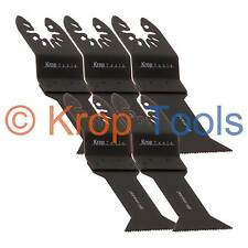 5 Multi Strumento Lame BLACK & DECKER DEWALT 44mm Bi-Metal da Krop