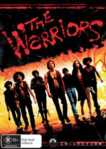 THE WARRIORS (ULTIMATE DIRECTOR'S CUT) (1979) [NEW DVD]