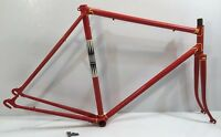 1970'S CHIORDA LUGGED FRAME MADE IN ITALY ROAD BIKE FIXIE BICYCLE AGRATI LUGSET