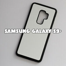 2D Rubber Sublimation Blank Case for Samsung Galaxy S9+