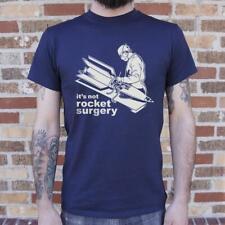 It's Not Rocket Surgery T-Shirt (Mens)