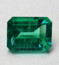 Natural Colour +Certificate Included Natural Colombian Emerald 1.90ct!