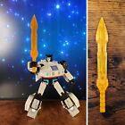 Studio Series SS86 Jazz Upgrade Kit Sword Translucent Orange Transformers TF-Lab