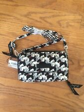 Vera Bradley All In One Crossbody For iPhone 6+ Scottie Dogs NWT Free Shipping