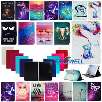 """US Universal Pattern PU Leather Stand Protector Cover Case For HP 7""""Inch Tablet"""