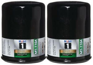 Mobil 1 (M1-110A) Extended Performance Oil Filter (Pack of 2)