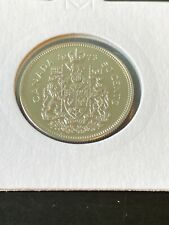CLEARANCE! 1973 Canada Fifty 50 Cent Coin Combine Shipping Up To 7 Coins $2.99
