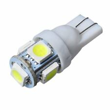 100PCS T10 Blanc 168 194 501 W5W 5 LED SMD cote de la voiture cale ampoule C5T6