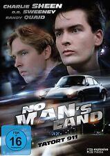 No man`s mans Land - Charlie Sheen DVD Region 2 PAL