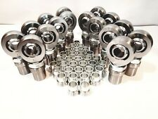 """1 1/4"""" 4Link Complete Kit With High Misalignment Spacers 1.25"""" Heim Joint 8L+8R"""
