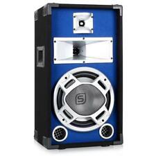 PROFI SKYTEC DJ PA DESIGN BOX LED EFFEKT 25CM SUBWOOFER 400W SOUND BESCHALLUNG