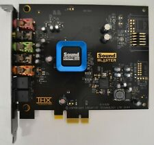 Creative Sound Blaster SB1350 3D THX 5.1 Channel PCIe Sound Card - Free Shipping