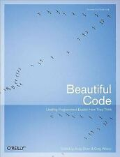 Theory in Practice (o'Reilly): Beautiful Code : Leading Programmers Explain...