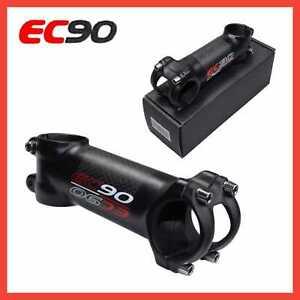 Attacco manubrio pipa per bici da corsa mtb in alluminio carbonio 80 90 100 mm