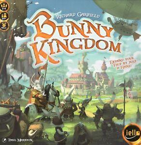 Iello Bunny Kingdom New in shrink-wrap