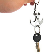 Multifunction Outdoor Folding Grapple-Hook Climbing Claw Carabiner Clip Keyrings