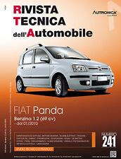 Manuale tecnico per la riparazione e la manutenzione dell'auto - Fiat Panda