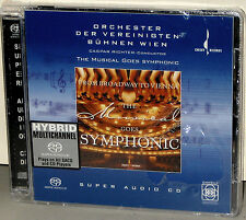 CHESKY Hybrid SACD-232: The Musical Goes Symphonic - Richter - USA 2002 SEALED
