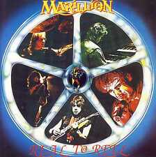 MARILLION - Real to reel 7TR CD 1984 SYMPHONIC ROCK