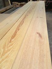 "PITCH PINE flooring SAMPLE 9""/228mm WIDE floor boards, floorboard, not reclaimed"