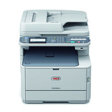 OKI MC562dnw Farblaser-Multifunktionsgerät A4 Drucker Kopierer Scanner Fax