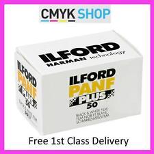 Ilford DELTA Panf + 50 35mm EXP (confezione da 3) Pan F ** libero 1st UK P & P **