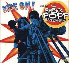 FRANK POPP ENSEMBLE - Ride on! with - CD DIGIPACK 2001 NEAR MINT CONDITION