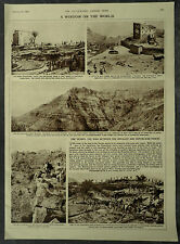 Guerrilla War In Yemen Royalist And Republicans 1963 1 Page Photo Article