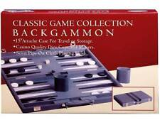 2 Players Backgammon Board & Traditional Games