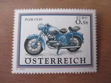 Briefmarke Österreich 2002  Nr. 2398 **  Puch 175 SV