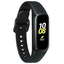 SAMSUNG Galaxy Fit Smartwatch Fitness Band Stress & Sleep Tracker BLACK / $99.99