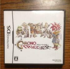 Nintendo DS Chrono Trigger NDS Japan