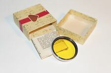 Rollei Rolleiflex Bay III Yellow Filter for 2.8E, 2.8F, 2.8C FREE WORLDWIDE SHIP