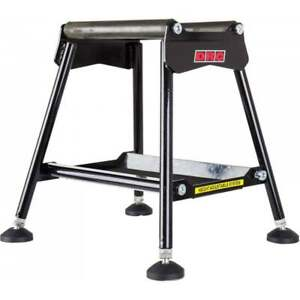 DRC FIT BIKE STAND HEIGHT ADJUSTABLE WIDE MOTOCROSS MX OFF ROAD CHEAP NEW PADOCK