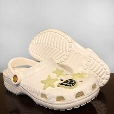 Brand New Crocs Classic Clog Bad Bunny Glow In The Dark Multiple Sizes In Hand